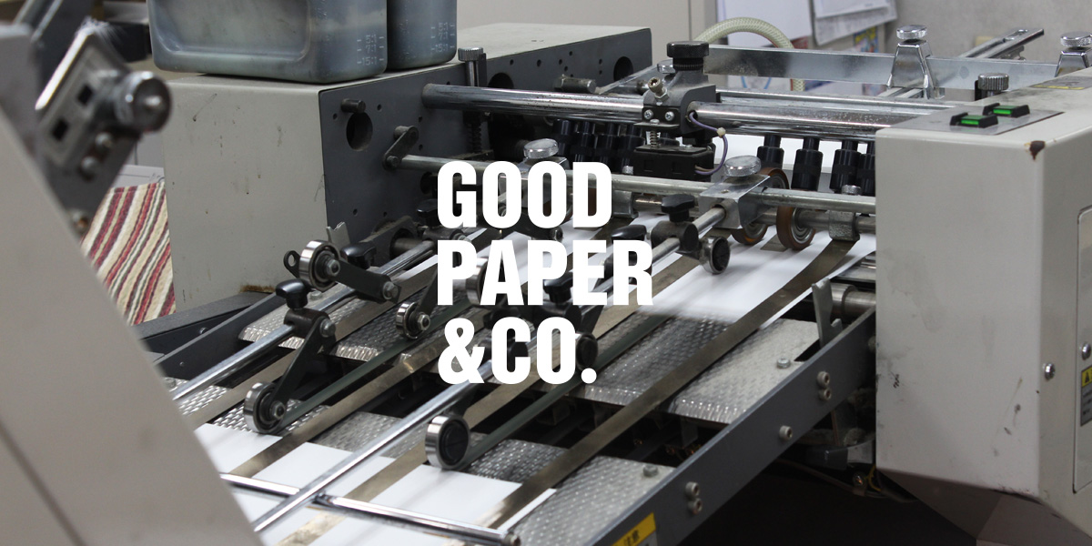 GOOD&PAPER.CO